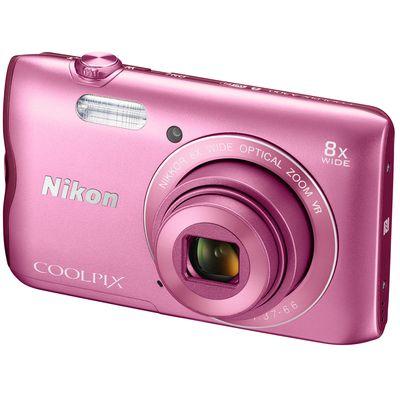 Für weitere Info hier klicken. Artikel: Nikon Coolpix A300 pink