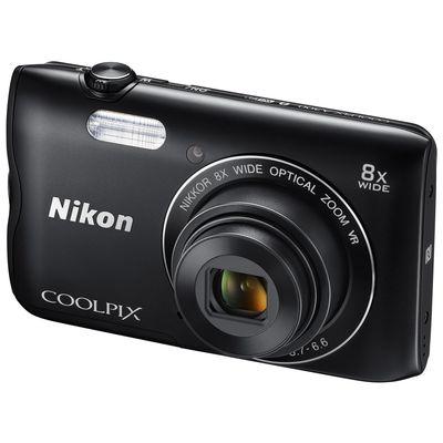 Für weitere Info hier klicken. Artikel: Nikon Coolpix A300 schwarz