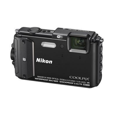 Für weitere Info hier klicken. Artikel: Nikon Coolpix AW130 schwarz