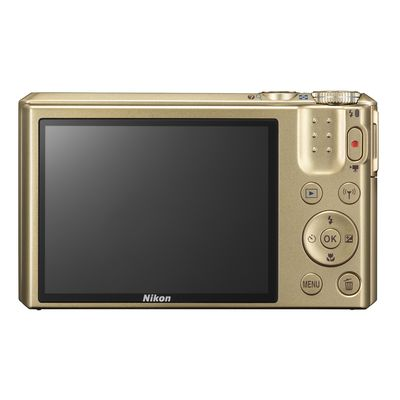 Coolpix S7000 gold