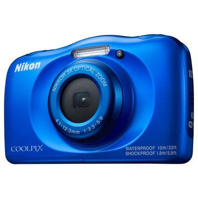 Vorschaubild von Nikon Coolpix W100 blau