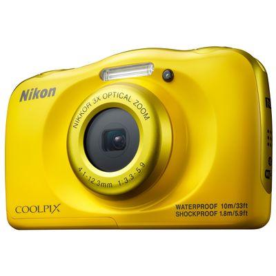 Vorschaubild von Nikon Coolpix W100 gelb