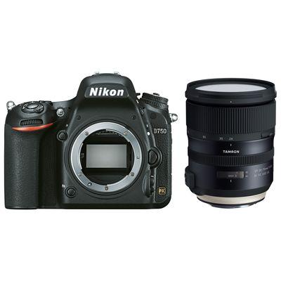 Für weitere Info hier klicken. Artikel: Nikon D750, Tamron SP 24-70mm f/2,8 Di VC USD G2