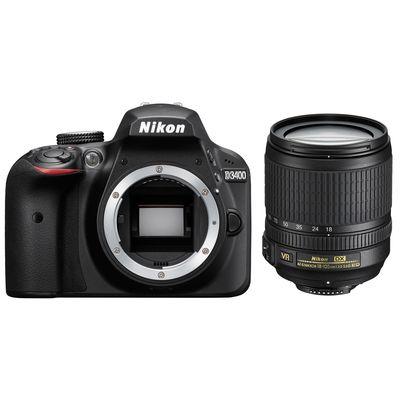 Für weitere Info hier klicken. Artikel: Nikon D3400, AF-S DX 3,5-5,6/18-105 G ED VR