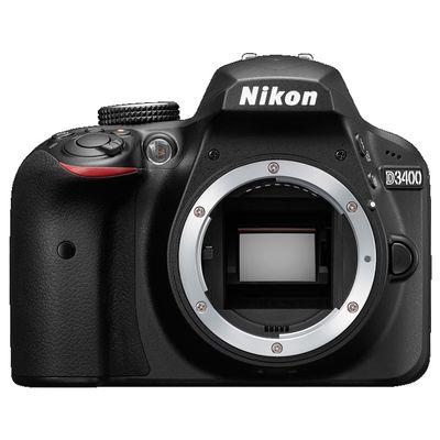 Für weitere Info hier klicken. Artikel: Nikon D3400 Body schwarz