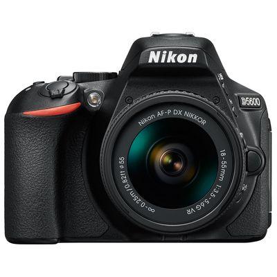 Für weitere Info hier klicken. Artikel: Nikon D5600 + AF-P DX 18-55 VR