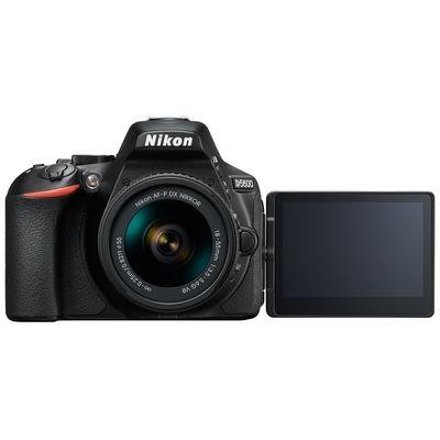 Für weitere Info hier klicken. Artikel: Nikon D5600 Kit AF-P DX 18-55 VR