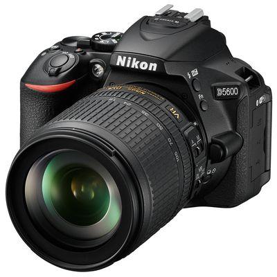 Für weitere Info hier klicken. Artikel: Nikon D5600 Kit AF-S DX 18-105 VR
