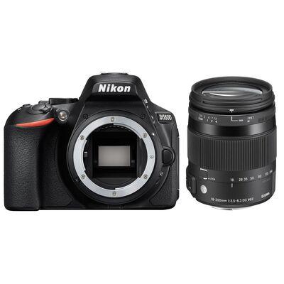 Für weitere Info hier klicken. Artikel: Nikon D5600 + Sigma AF 18-200mm f/3,5-6,3 DC Makro OS HSM C
