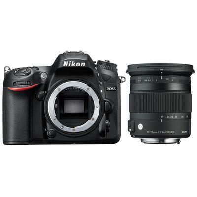 Für weitere Info hier klicken. Artikel: Nikon D7200,Sigma 17-70 DC OS HSM C