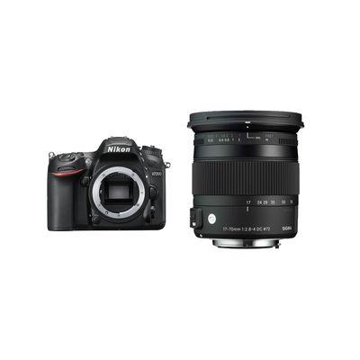 Für weitere Info hier klicken. Artikel: Nikon D7200,Sigma 18-200 DC OS HSM C