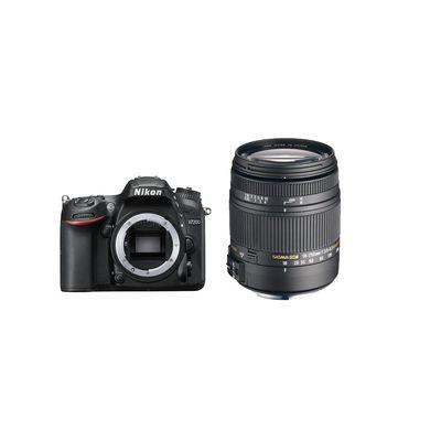 Für weitere Info hier klicken. Artikel: Nikon D7200,Sigma 18-250 DC OS HSM