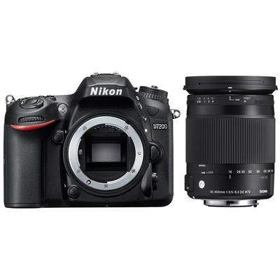 Für weitere Info hier klicken. Artikel: Nikon D7200,Sigma 18-300 DC Macro OS HSM