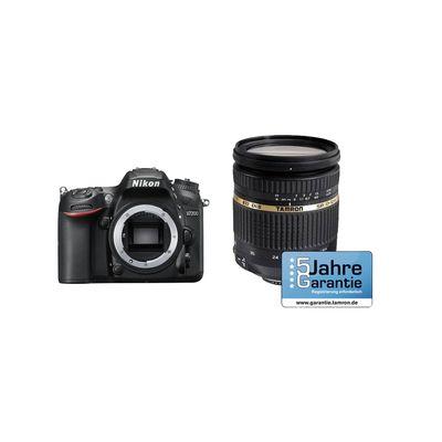 Für weitere Info hier klicken. Artikel: Nikon D7200,Tamron 17-50 XR Di II VC
