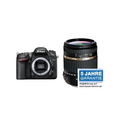 Für weitere Info hier klicken. Artikel: Nikon D7200,Tamron 18-270 Di II VC PZD