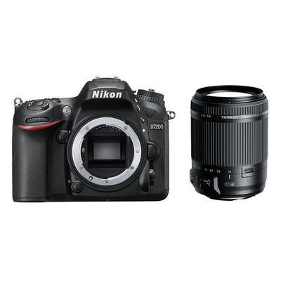 Für weitere Info hier klicken. Artikel: Nikon D7200, Tamron 3,5-6,3/18-200 Di II VC