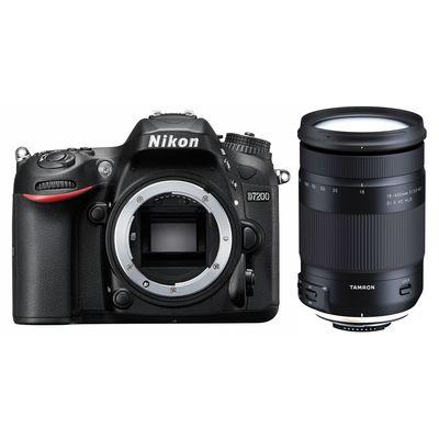 Für weitere Info hier klicken. Artikel: Nikon D7200 + Tamron AF 3,5-6,3/18-400 Di II VC HLD