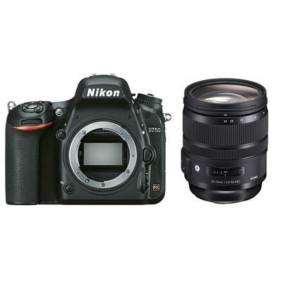 Für weitere Info hier klicken. Artikel: Nikon D750,Sigma AF 24-70mm f/2,8 DG OS A