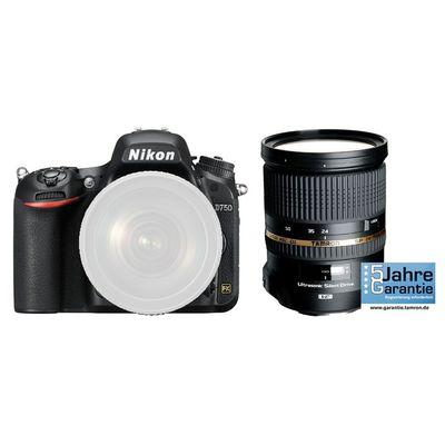 Für weitere Info hier klicken. Artikel: Nikon D750,Tamron 2,8/24-70 Di VC USD