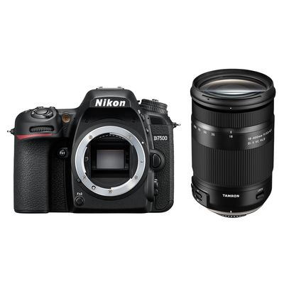 Für weitere Info hier klicken. Artikel: Nikon D7500 + Tamron AF 3,5-6,3/18-400 Di II VC HLD