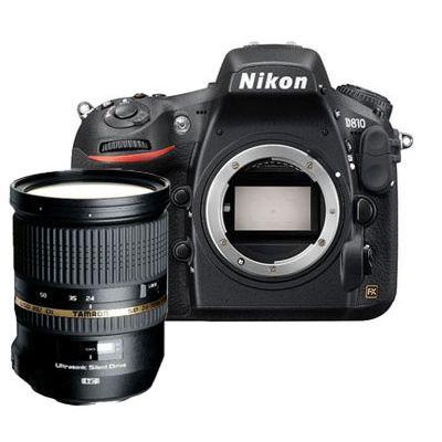 Für weitere Info hier klicken. Artikel: Nikon D810,Tamron 24-70 Di VC USD