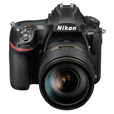 Für weitere Info hier klicken. Artikel: Nikon D850 Kit AF-S 24-120 mm 1:4G ED VR