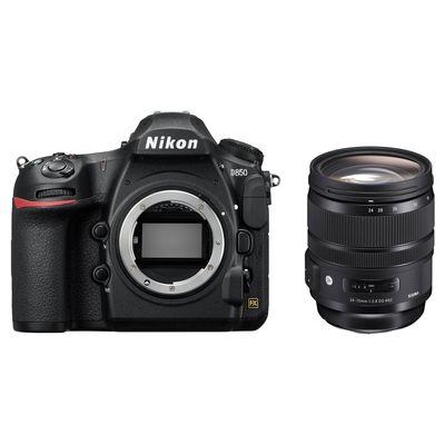 Für weitere Info hier klicken. Artikel: Nikon D850, Sigma AF 24-70mm f/2,8 DG OS A Nikon FX