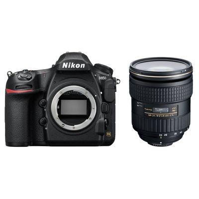 Für weitere Info hier klicken. Artikel: Nikon D850, Tokina 24-70mm f/2,8 AT-X Pro FX Nikon FX