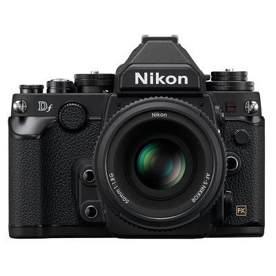 Für weitere Info hier klicken. Artikel: Nikon Df,AF-S 1,8/50 G SE schwarz