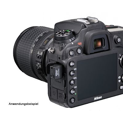 Für weitere Info hier klicken. Artikel: Nikon Funkadapter WU-1a