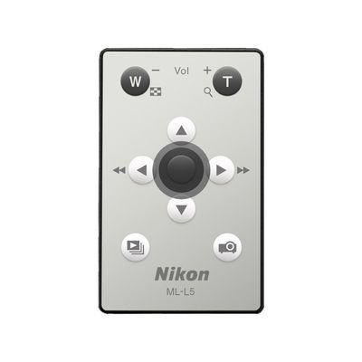 Für weitere Info hier klicken. Artikel: Nikon IR-Fernbedienung ML-L5