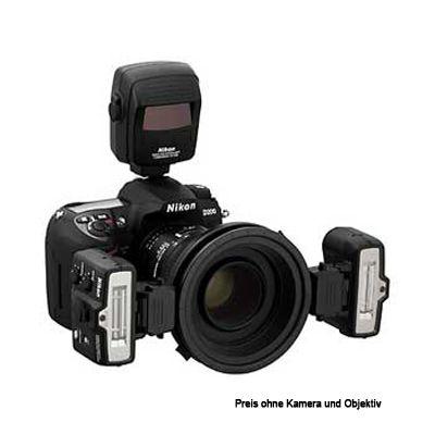 Für weitere Info hier klicken. Artikel: Nikon Makro Blitz Kit R1C1 ( mit SU-800) Nikon