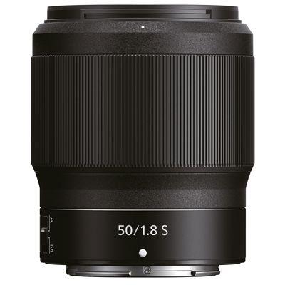 Für weitere Info hier klicken. Artikel: Nikon Nikkor Z 50mm f/1,8 S Nikon Z