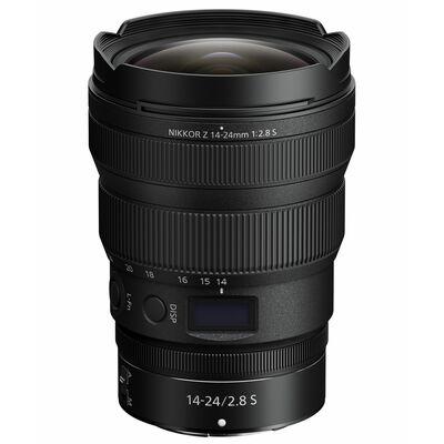 Für weitere Info hier klicken. Artikel: Nikon NIKKOR Z 14-24 mm f/2,8 S Nikon Z