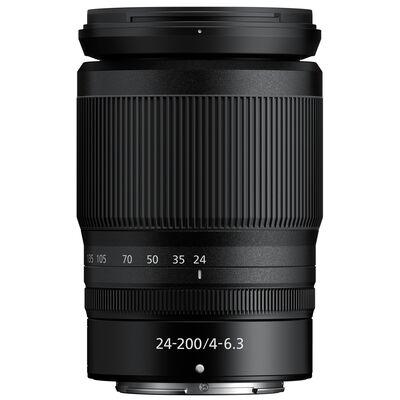 Für weitere Info hier klicken. Artikel: Nikon 24-200 mm f/4,0-6,3 VR Nikon Z