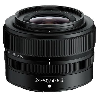 Für weitere Info hier klicken. Artikel: Nikon Nikkor Z 24-50mm f/4,0-6,3 Nikon Z