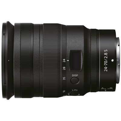 Für weitere Info hier klicken. Artikel: Nikon Nikkor Z 24-70mm f/2,8 S Nikon Z