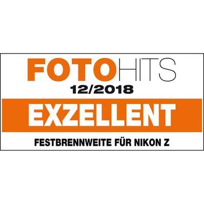 Für weitere Info hier klicken. Artikel: Nikon Nikkor Z 35mm f/1,8 S Nikon Z