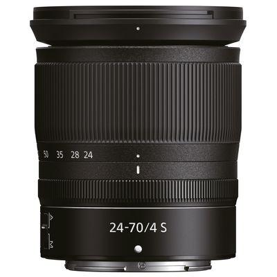 Für weitere Info hier klicken. Artikel: Nikon Nikkor Z 24-70mm f/4,0 S Nikon Z