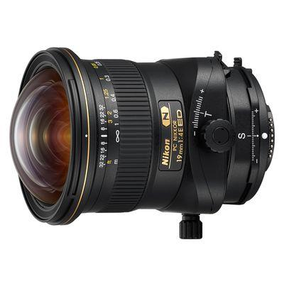Für weitere Info hier klicken. Artikel: Nikon PC Nikkor E 19mm f/4,0 ED Nikon FX