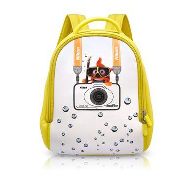 Für weitere Info hier klicken. Artikel: Nikon Rucksack für S31+S32 gelb