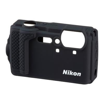 Für weitere Info hier klicken. Artikel: Nikon Silikonhülle für Coolpix W300 schwarz