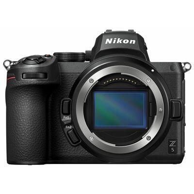Für weitere Info hier klicken. Artikel: Nikon Z5 Gehäuse