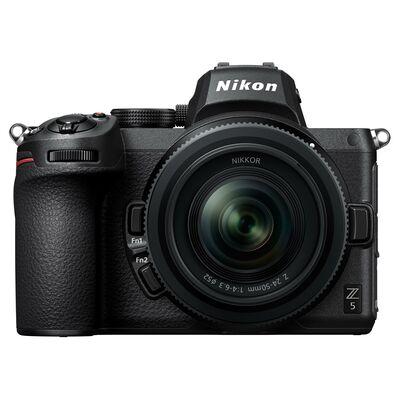 Für weitere Info hier klicken. Artikel: Nikon Z5 + Nikkor Z 24-50mm f/4,0-6,3