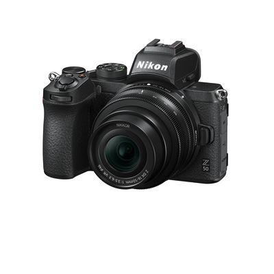 Für weitere Info hier klicken. Artikel: Nikon Z50 + DX 16-50 mm f /3,5-6,3 VR