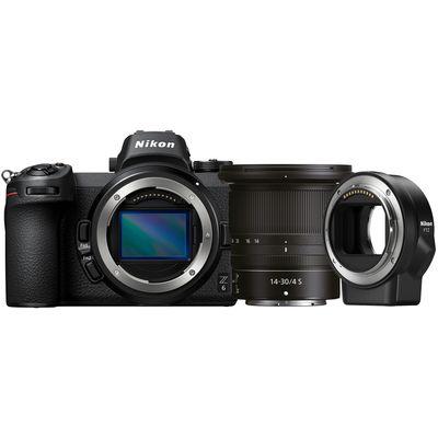 Für weitere Info hier klicken. Artikel: Nikon Z6 + 14-30mm f/4.0 S + FTZ Objektivadapter