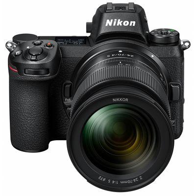 Für weitere Info hier klicken. Artikel: Nikon Z6 + Nikkor Z 24-70mm f/4,0 S + FTZ Objektivadapter