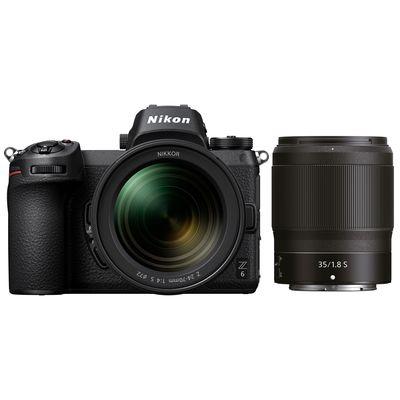 Für weitere Info hier klicken. Artikel: Nikon Z6, 4,0/24-70 S + Nikkor Z 35mm f/1,8 S