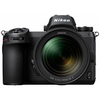 Für weitere Info hier klicken. Artikel: Nikon Z6, 4,0/24-70 S