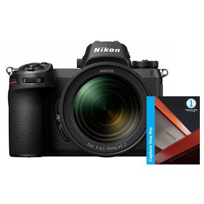 Für weitere Info hier klicken. Artikel: Nikon Z6, AF 24-70 + Capture One Pro 12